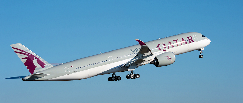 Airbus made history with the first delivery of its A350 XWB with the milestone no. 1 jetliner received by launch customer Qatar Airways on 22 December 2014.