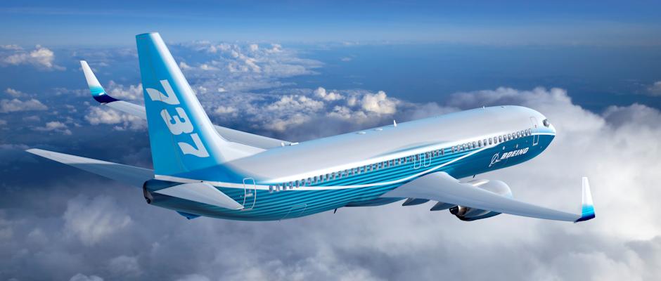 Boeing NextGen 737-800